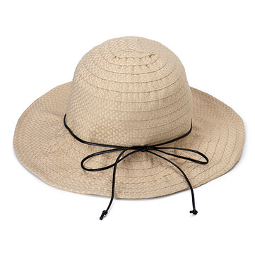 Foldable Bucket Cap Vogue Sunshade Beach Visor Fisherman Hat