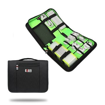 BUBM BSL Travel Digital Carrying Bag Storage Box for Speaker Smartphone Electronic Accessories