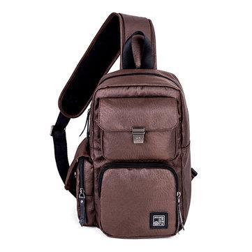 الرجال أكسفورد الرياضة في الهواء الطلق حقيبة الصدر حزمة الرافعة حقيبة عبر الجسم حقيبة