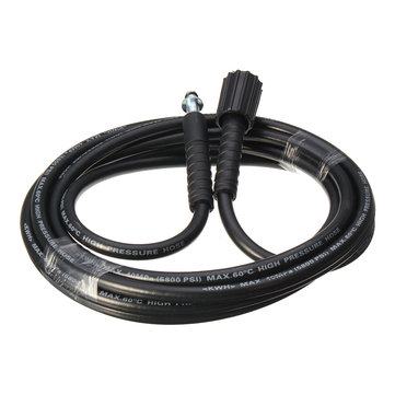 5M 5800PSI Pressure Washer Hose 22mm Pump End Fitting for Karcher K2 Cleaner