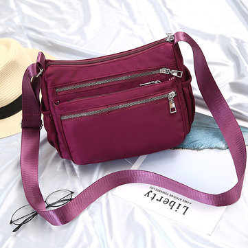 Women Oxford Leisure Travel Crossbody Bag Shoulder Bag