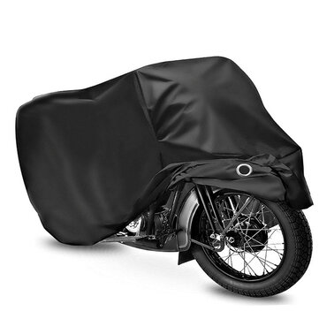 Outdoor Anti-Rain Snow Dust Motorcycle Scooter Cover Elastic Cycling Protector