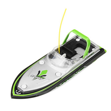 13CM Mini Remote Control Simulation Boat RC Wireless Model For Kids Children Gift Toys Random Color