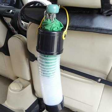 Muti-funktion Teleskop Paraply Förvaringshink Trash Can For Car Home Outdoor Aktiviteter
