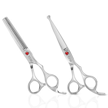 Y.F.M® 4Cr 6 inch Stainless Steel Salon Hair Scissors