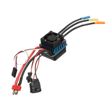 ZD Racing 10427S 45A Brushless Electrically Speed Controlled ESC Car Parts