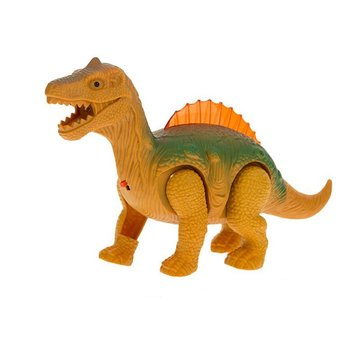 Electric Walking Glowing Dinosaur Animals Model With Sound Light For Kids Children Gift Toys