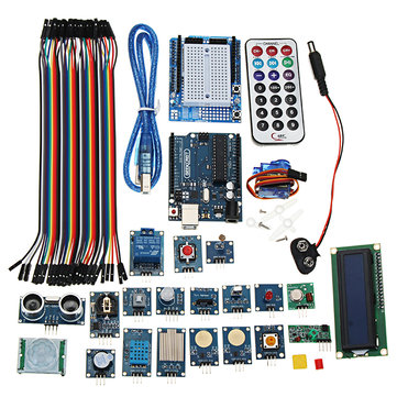 Geekcreit® UNO R3 Advanced Module Kit Electronic Learning For Arduino