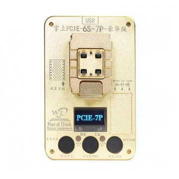 WL PCIE NAND Programmer Flash IC Chip Mainboard HDD Serial Number SN Repair Tool for iPhone 6S 6SP 7