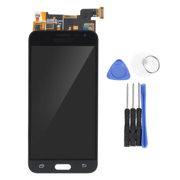LCD Touch Screen Digitizer Assembly + Tools for Samsung Galaxy J3 Sky SM-S320VL S320V S320Z