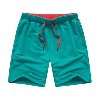 6 Colors Summer Mens Fast Dry Pants Sport Zipper Knee-Length Shorts