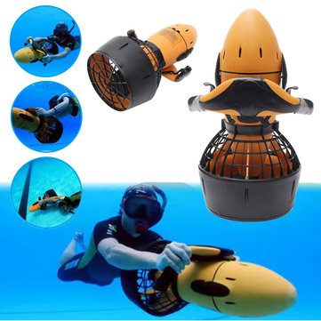 300W Electric Sea Scooter Diving Equipment Underwater Propeller Diving Pool Scooter for Swimming