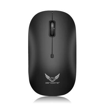 Zerodate T18 Bluetooth 3.0 Wireless Mouse 1600DPI Office Gaming Optical Mouse