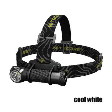 Nitecore HC30 L2 U2 1000LM Cool White Headlamp Flashlight