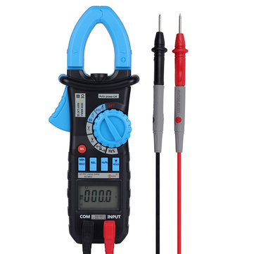 BSIDE ACM03 Digital Clamp Multimeter AC DC Current Voltage Resistance Capacitance Hz Meter Tester NCV Function