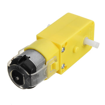 DC 3V-6V DC 1:120 Gear Motor TT Motor for Arduino Smart Car Robot DIY