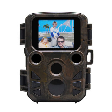 H501 Mini Hunting CAMERA Pyroelectric Infrared Sensing Long Standby Time& 20m range of IR Flash