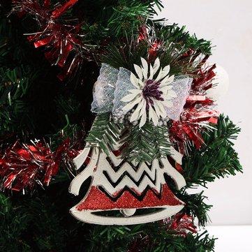 Пластиковые украшения рождественской елки белый рождественские украшения новогодние украшения