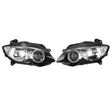 Motorcycle Front Headlight Headlamp Assembly For Yamaha YZF R1 2004 2005 2006