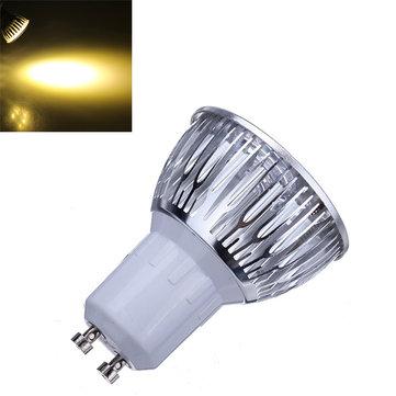 หลอดไฟLED3Xหรี่แสงได้GU109 วัตต์ 600 ลิตรแสงสีขาวอุ่น LED หลอดไฟจุด 220V