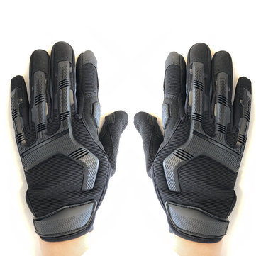 Motorcycle Anti-slip Sport Gloves Winter Warmer Hands Skiing Bike Fiber