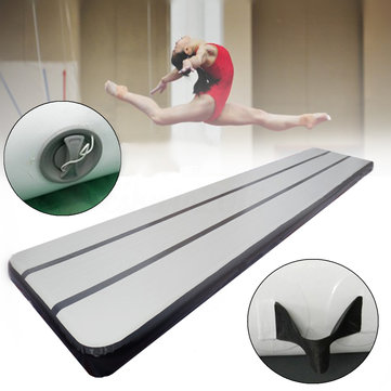 2/3/4/5M Airtrack Gymnastics Mat Roller Inflatable GYM Air Track Mat Home Training Sports Protector