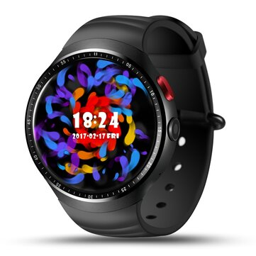 LEMFO LES1 Watch 1.39 inch AMOLED Circular Display Fashion 16GB ROM 3G GPS WIFI Smart Watch Phone