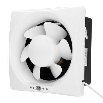 220V Abluftventilator Lüftung Extractor Badezimmer Fan WC Garage Scheune