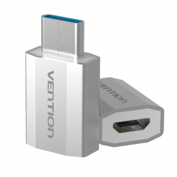 Vention CDAG USB 3.1 Type-C Male to Micro USB Female Converter Connector USB-C Adapter