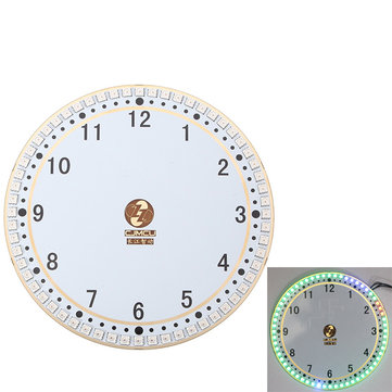 CJMCU® Full Color Drive Lantern Clock LED Wall Clock WS2812 Development Board