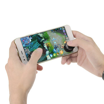 Universial Touch Screen Rotation Joystick Arcade Games Controller Sucker for Mobile Phone Tablet