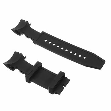 Rubber Replacement Watch Band Strap For Invicta