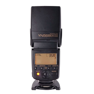 Yongnuo YN568EX III 2.4G TTL High Speed Sync Wireless Flash Speedlite For Canon Nikon