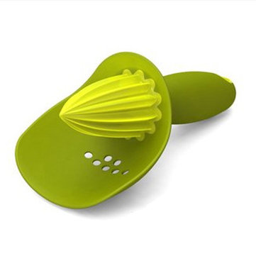 Mini Cute Plastic Gadgets Manual Juice Extractor Hand Press Fruit Orange Citrus Juicer Lemon Squeezer Kitchen Tools