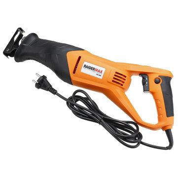 900W 220V Electric Reciprocating Saw Reciprocating Sabre Cutting Pruning Saw Woodworking Metal Tool