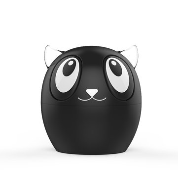 Cute Pet TWS Bluetooth Binaural Stereo Noise Cancelling Earphone for Apple Android With Charging Box