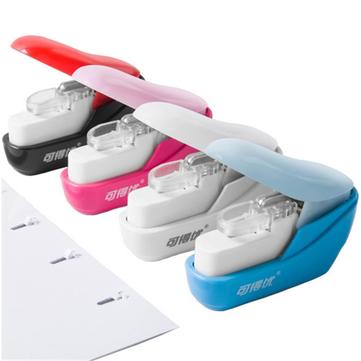 KW-TRIO 5399 Staple-free Stapler 5 Sheets Paper Office Machine Student Gift