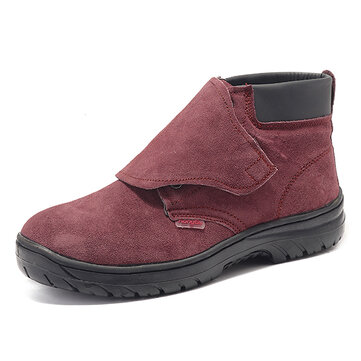 Men Comfy Safe Outdoor Working Shoes