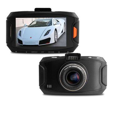 D90 Full HD 1080P 3.0 inch LCD Car DVR 140 Degree Cyclic Recording Car Camera