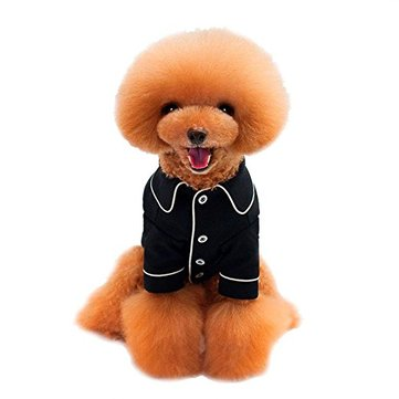 Pet Pajamas Dog Jumpsuits Clothes For Dog Teddy Bomei Small Dog Clothing Dogs Pajamas Pet T-shirt