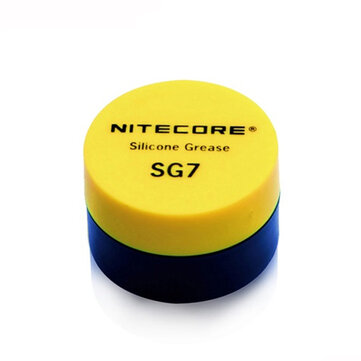 NITECORE SG7 Flashlight Silicone Oil Grease For Maintenance Retail