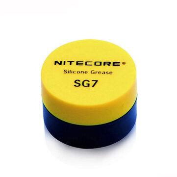 NITECORE SG7 Grasa de Aceite de Silicona Al Por Menor para el Mantenimiento de Linterna
