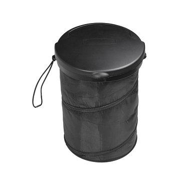 Foldable Car Garbage Cans Portable Rubish Trash Bin Creative Storage Bucket