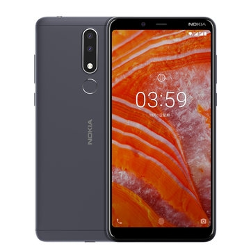 Only $129.99 For NOKIA 3.1 Plus 3GB 32GB Smartphone