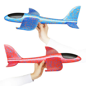 48cm Big Size Hand Launch Throwing Glider Aircraft Inertial Foam EPP Airplane Toy Children Plane Toy