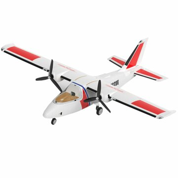 Sonicmodell Binary 1200mm Wingspan EPO Twin Motor Multirole Aerial Survey FPV Platform Mapping RC Airplane KIT