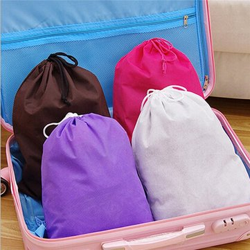 Honana HN-B3 Travel Storage Bag Debris Clothes Shoes Portable Moistureproof Non-woven Pouch