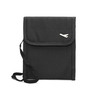 Honana HN-PB1 Multifunction Passport Bag Credentials Travel Holder Tickets Cards Organizer