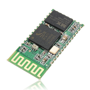 10Pcs RS232 TTL HC-06 Wireless Bluetooth RF Transceiver Serial Module For Arduino
