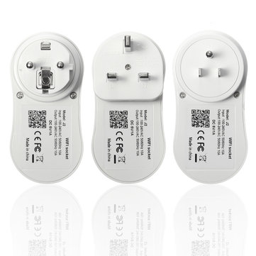 XS-G08 AC 240V WIFI Smart Plug Outlet Wifi Smart Phone Wireless Remote Control Timer Switch